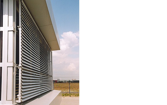 SkyShield Blinds - Operable